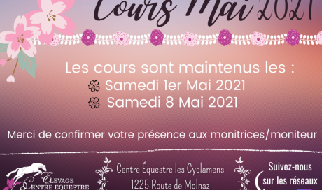 Cours Mai 2021
